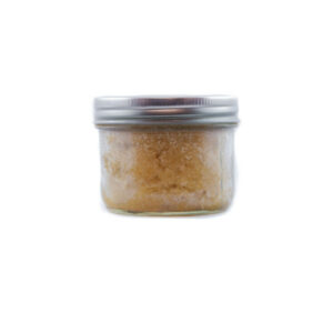 Lemon Synergy Olive Oil Salt Scrub