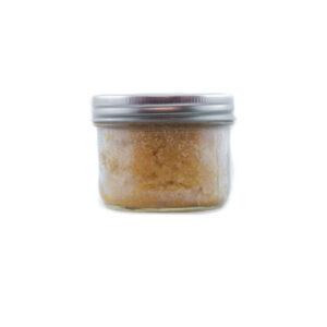 Lemon Synergy Olive Oil Salt Scrub